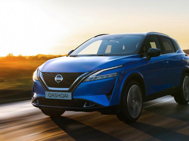 Nissan Qashqai, prezzi a partire da 25.500 euro