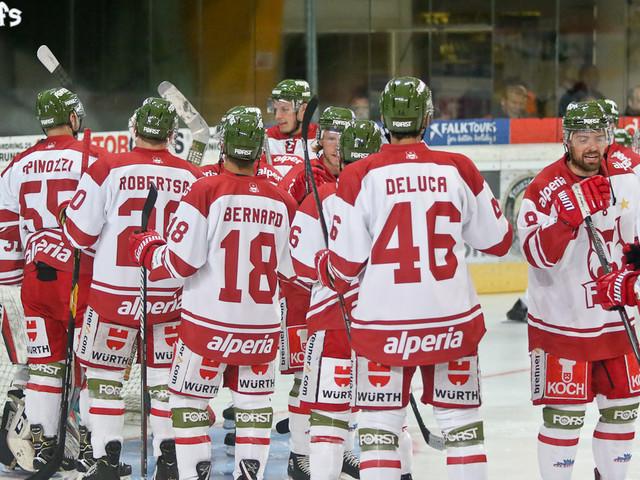 Hockey ghiaccio, EBEL 2019-2020: vittoria di misura per Bolzano in casa del Fehervar