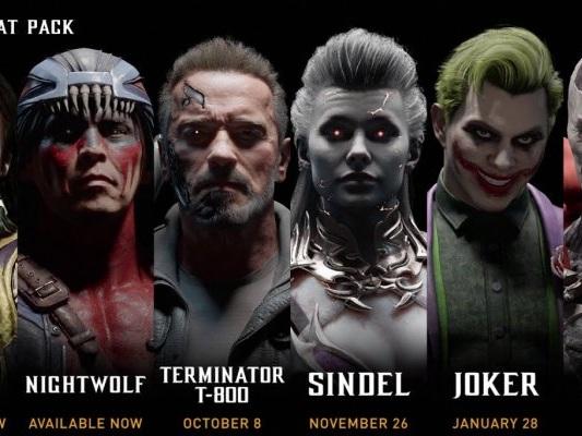 Mortal Kombat 11, Arnold Schwarzenegger non darà la voce al Terminator - Notizia - PS4