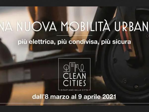 """Città più ecologiche: ecco """"Clean Cities"""", la campagna di Legambiente"""