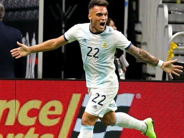 Inter, Lautaro: 'Argentina? Difficile restare in pianta stabile'