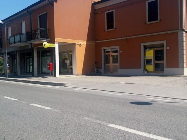 Voltana, al via i lavori di restyling dell'ufficio postale