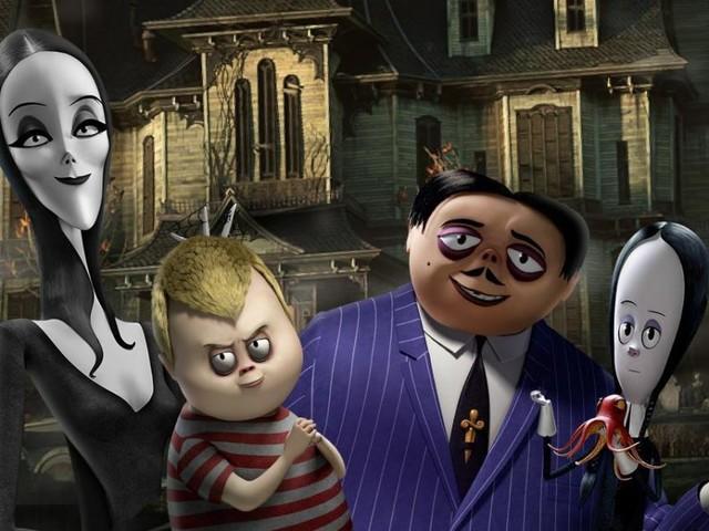 Arriva su console il nuovo gioco della Famiglia Addams dal titolo Caos in casa