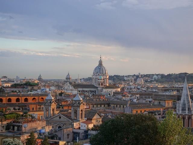 Viaggio nella romantica e inedita Roma
