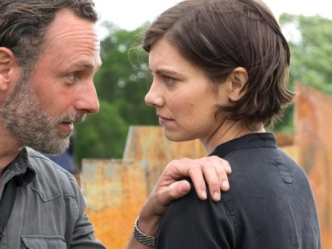 Andrew Lincoln torna in The Walking Dead 9 insieme a Lauren Cohan? Le rivelazioni di Greg Nicotero