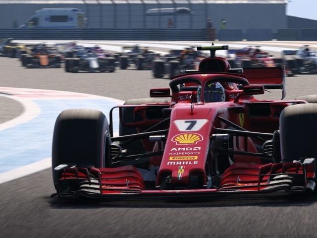 F1 2018: il Gran Premio di Monza sulla vostra console