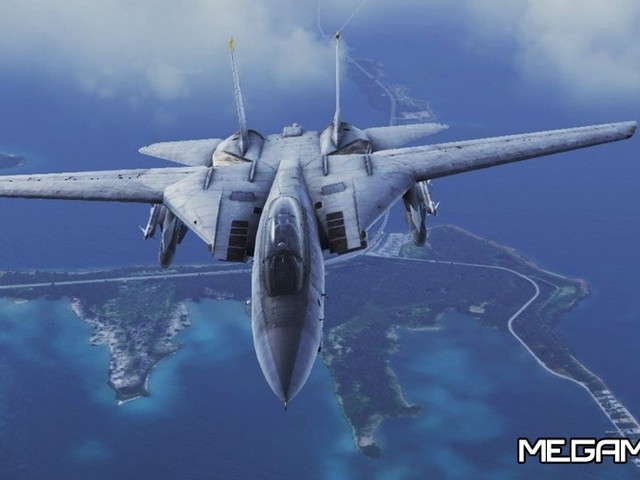 Ace Combat: Infinity, l'ultimo volo