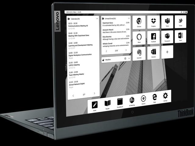 CES 2021: Lenovo annuncia nuovi ThinkBook