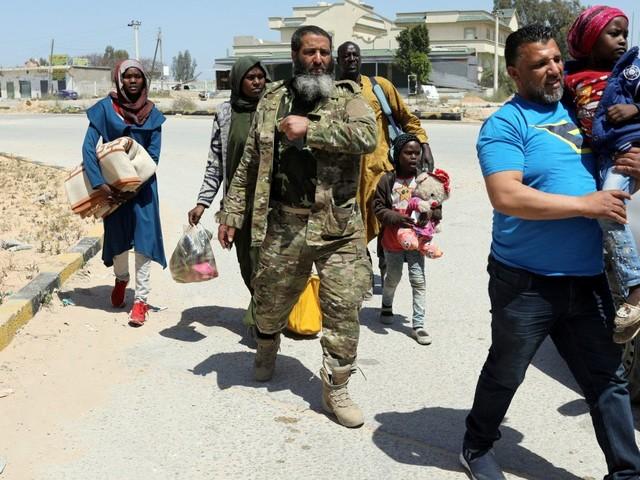 Libia: si aggrava il conflitto. Il lavoro dell'Unicef