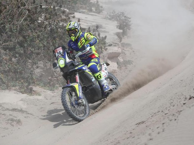 Dakar: Metge vince 9/a tappa delle moto