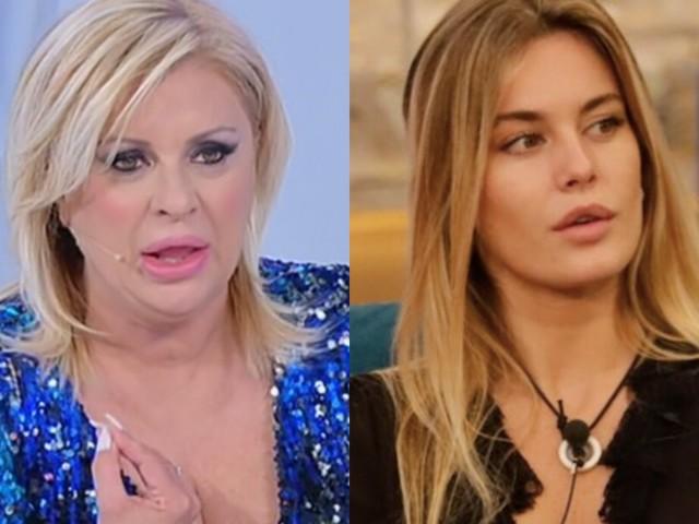 """Tina Cipollari fa una confessione su Sophie Codegoni: """"Ti ho conosciuta fuori e…"""""""