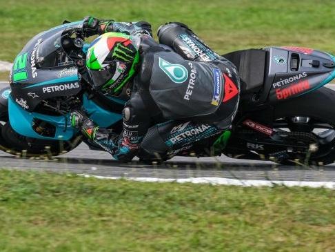 """MotoGP, Franco Morbidelli: """"La prima fila era il nostro obiettivo, mi sento più a mio agio sulla moto"""""""