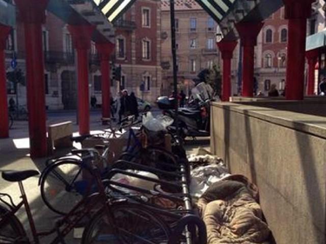 Milano vola, piazza Cadorna muore