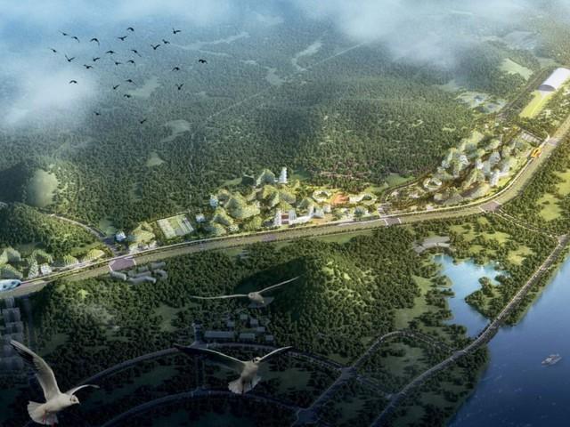 Forest City, il Bosco Verticale di Milano diventa una città