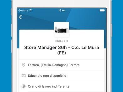 InfoJobs Lavoro, l'app si aggiorna alla vers 4.7.8