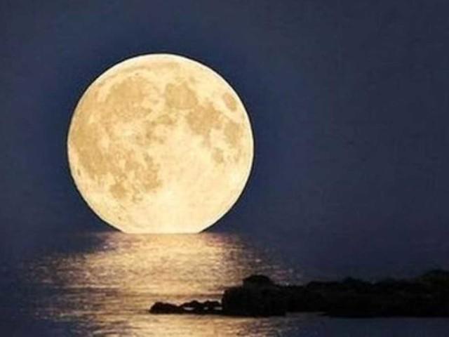 Superluna 2020: in arrivo tra il 7 e l'8 aprile