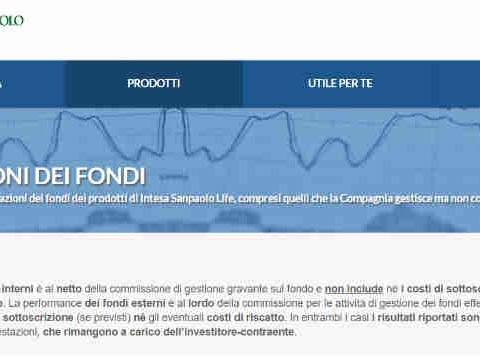 Fondi comuni Intesa SanPaolo: su quali investire?