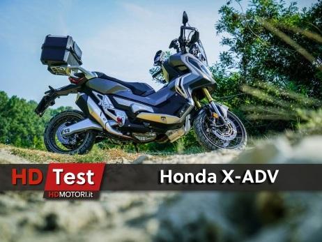 Recensione Honda X-ADV: prova tra strada e fuoristrada