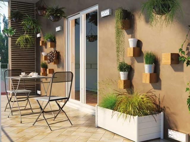 Balcone terrazzo giardino come organizzare gli spazi - Come organizzare gli spazi in cucina ...