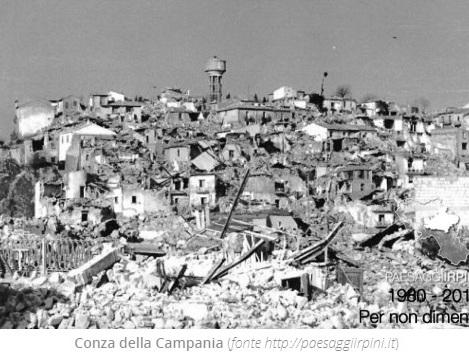 A 39 anni dal terremoto in Irpinia, dov'è il Piano per la mitigazione del rischio sismico?