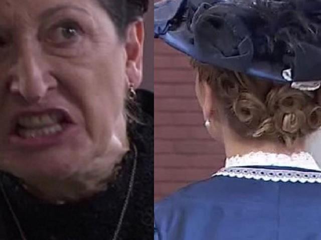 Una Vita, trame iberiche: Ursula crede di vedere Cayetana dopo aver litigato con Genoveva