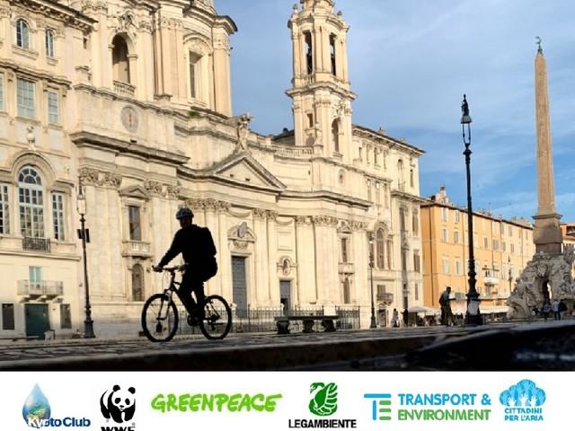 Le organizzazioni ambientaliste al governo: accelerare la decarbonizzazione dei trasporti per una ripresa sostenibile