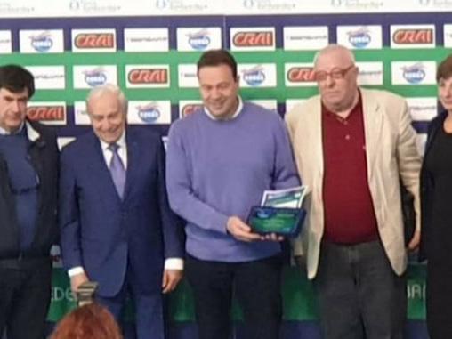 Pallavolo Casalasca premiata dalla Fipav Lombardia per i 50 anni di attività