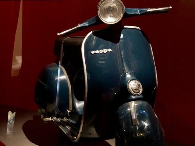 La Vespa di Nanni Moretti arriva al Museo Nazionale del Cinema