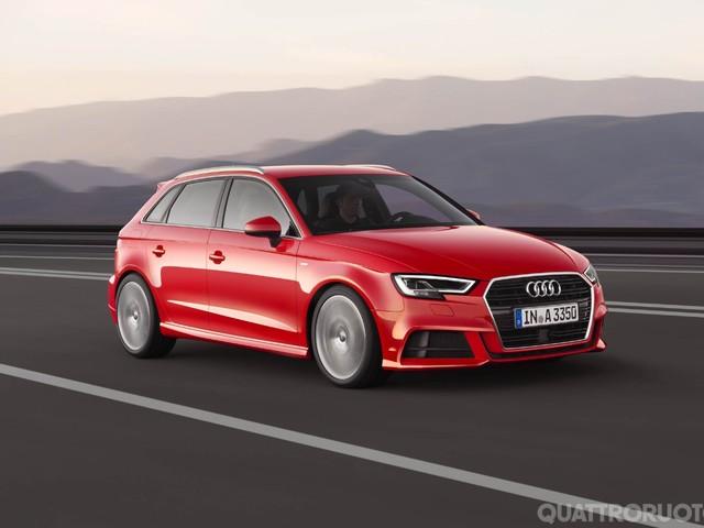 Audi A3 Sportback - Il Model Year 2019 introduce l'allestimento Admired
