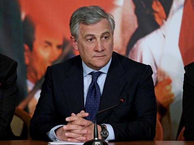 """Tajani: """"Moderati rimasti senza riferimento Il rilancio azzurro partirà da giovani e liste civiche"""""""