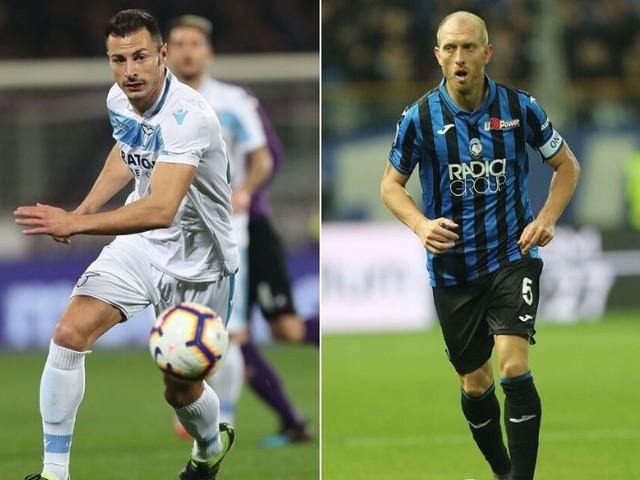 Faccia a faccia: Radu vs Masiello, i senatori di Lazio e Atalanta a confronto