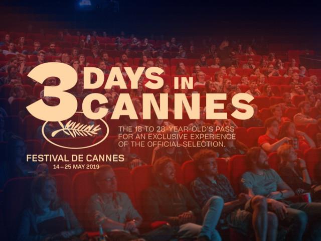 3 Days in Cannes porta gli appassionati di cinema al Festival