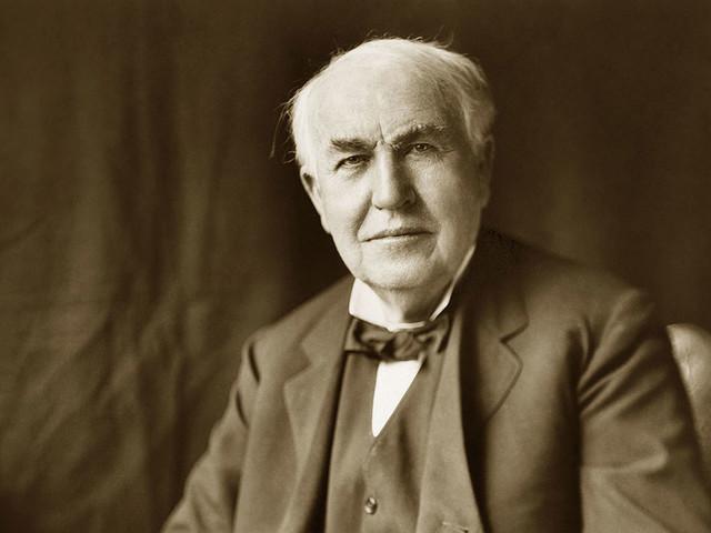 Biografia di Thomas Alva Edison