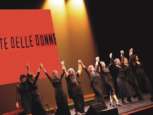 Il fronte delle donne con Lucilla Galeazzi e Maria Rosaria Omaggio dal 20 al 25 febbraio 2018 Teatro Vascello