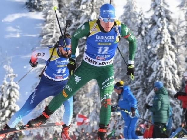 Biathlon, bene anche Hofer: terzo a Oberhof
