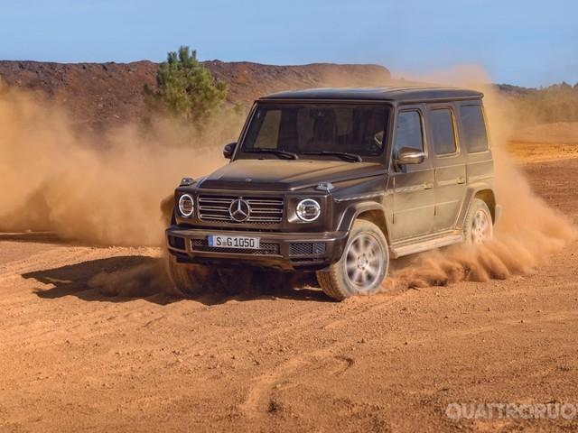 Mercedes Classe G - Presentata la nuova generazione