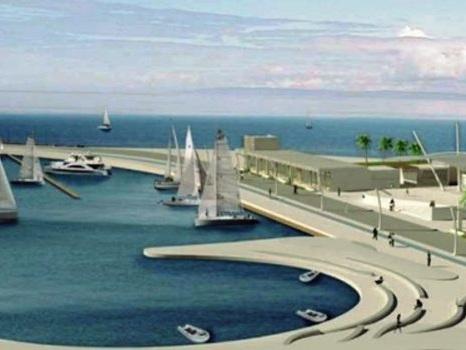 Porto turistico di Marsala, l'area dei moli Garibaldi sarà riqualificata