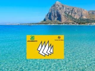 Il mare più bello 2019: le vele di Legambiente e Touring Club