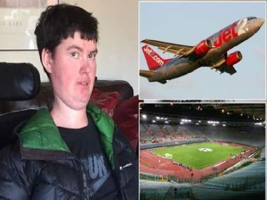 Un tifoso disabile del Liverpool non potrà andare in trasferta a Roma: troppo grande la sedia a rotelle, secondo la compagnia aerea Diritti e passioni negate