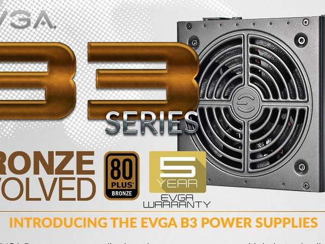 Buona offerta per EVGA 550 B3, l'alimentatore PC da 550W piccolo ed economico