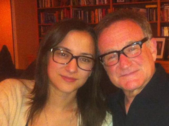 Robin Williams, la figlia Zelda lo ricorda sui social: 'mi manchi papà'