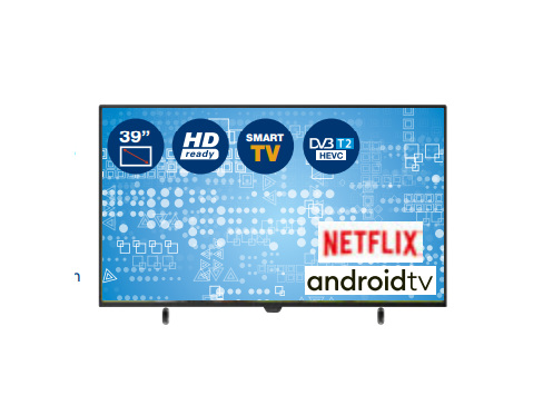 TV LED smart Inno Hit IH39S economica da Esselunga: venduta in offerta al prezzo di 215 euro!