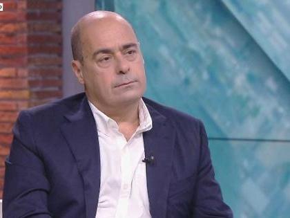 "Nicola Zingaretti a SkyTg24: ""Matteo Renzi mi ha comunicato l'addio su WhatsApp"""