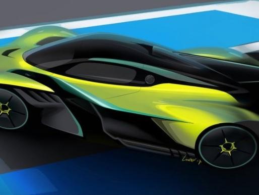 Aston Martin Valkyrie, velocità da Formula 1