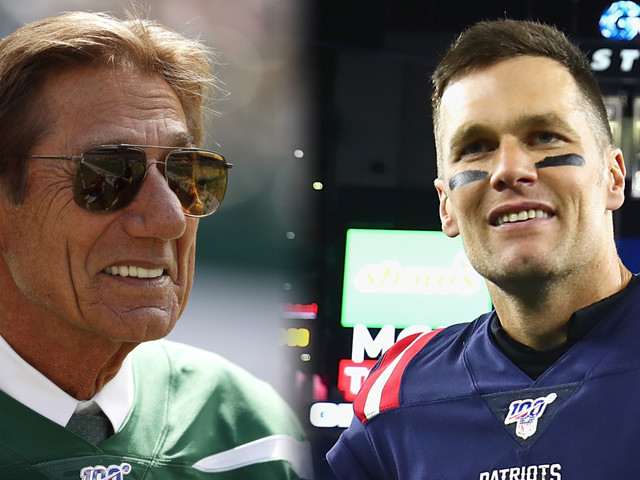 Joe Namath: You Have To Say Tom Brady Is The Best Quarterback Of All Time