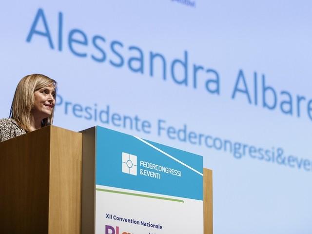 Federcongressi&eventi, Alessandra Albarelli confermata presidente