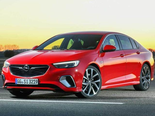 Opel Insignia GSi la prova su strada: sportività ed efficienza
