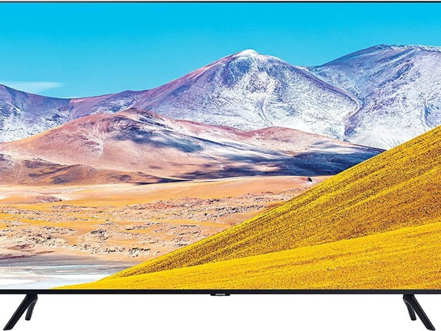 Offerta TV LED smart Samsung UE50TU8070UXZT: da Esselunga al prezzo di 367 euro!