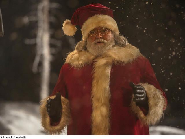 10 giorni con Babbo Natale, una favola di Genovesi