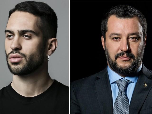 """Mahmood: """"Sì, ho ricevuto un messaggio da parte di Salvini. Ecco cosa mi ha scritto"""""""